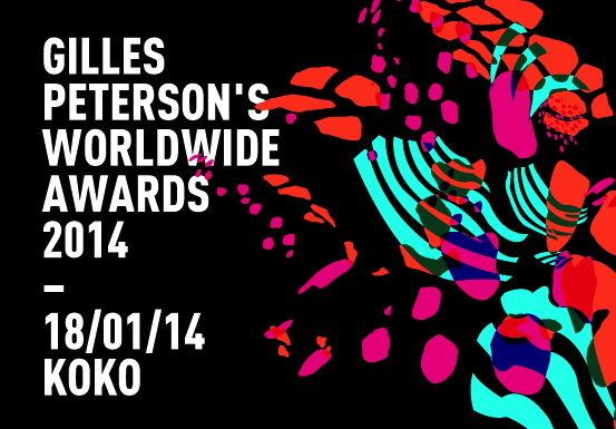 Gilles Peterson Worldwide Awards – watch live 18 January